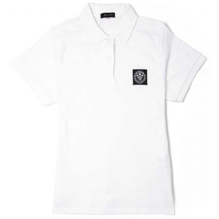 "Senlak ""Beda"" Ladies Polo Shirt - White"